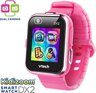 VTech Kidizoom Smartwatch DX2, Pink (Limited Edition)