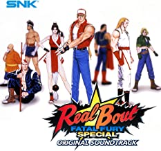 Real Bout Fatal Fury Special ORIGINAL SOUND TRACK