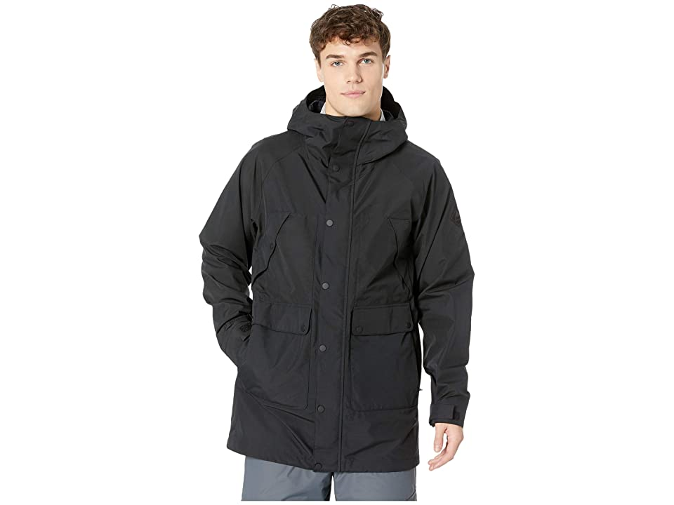 Burton Gore-Tex Vagabond Jacket (True Black) Men