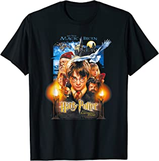 Harry Potter Movie Poster T-Shirt