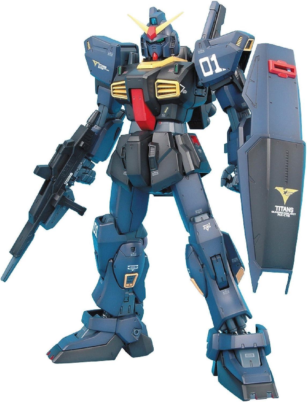 RX-178 Gundam MK2 MK-II Titans Ver 2.0 GUNPLA MG Master Grade 1 100 B000EGD46C Wunderbar  | Ausgezeichnet (in) Qualität