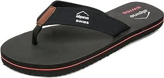 Mens Flip Flops Beach Sandals Lightweight EVA Sole Comfort Thongs