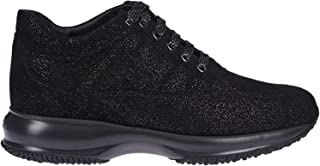 HOGAN Luxury Fashion Womens HXW00N00010LEZB999 Black Sneakers | Fall Winter 19