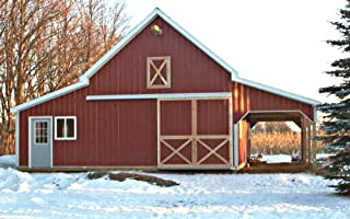 Best pole barn construction details Reviews
