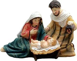 wooden ware Organic Crib stall premium-set Nativity handmade Bethlehem X-mas wood Christmas Christmas Decoration Nativity