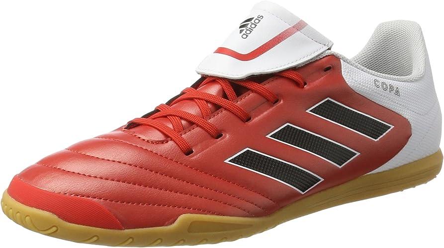 Adidas Copa 17.4 in, pour Les Chaussures de Formation de Football Homme, noir1 Wht noir1