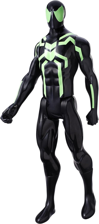 SpiderMan Marvel Titan Hero Serie Big Time Figur