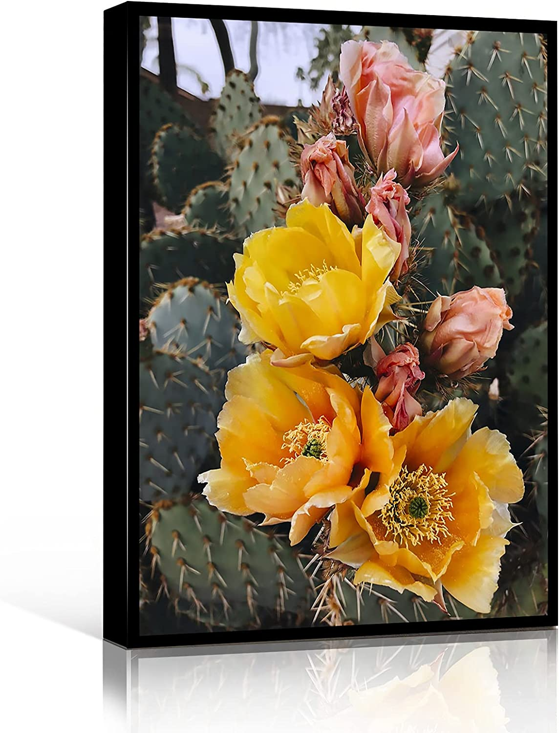 Abstract Oil Painting Wall Art Close up O of Blooming Discount mail order Long-awaited Photograph