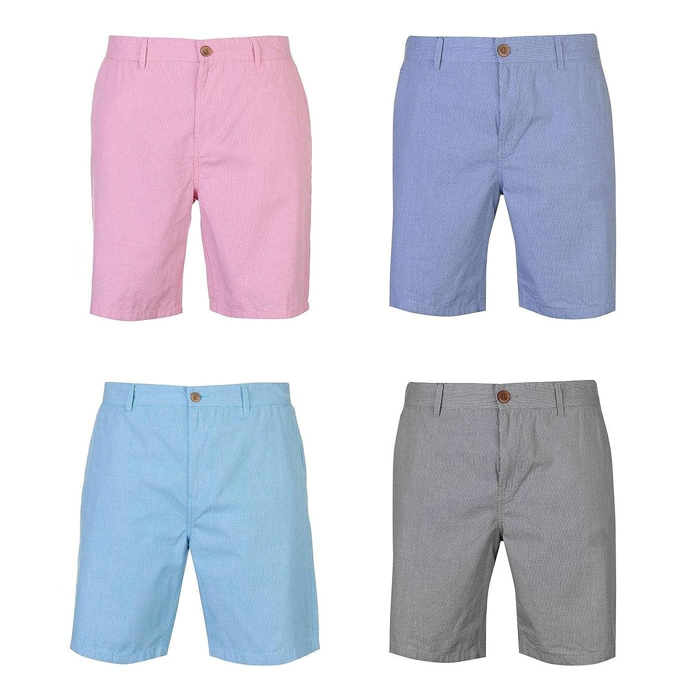 Pierre Cardin Mini Check Shorts Mens Bottoms Short Pants Summerwear