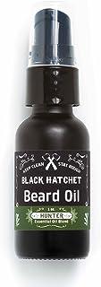 Black Hatchet Beard Oil (HUNTER)