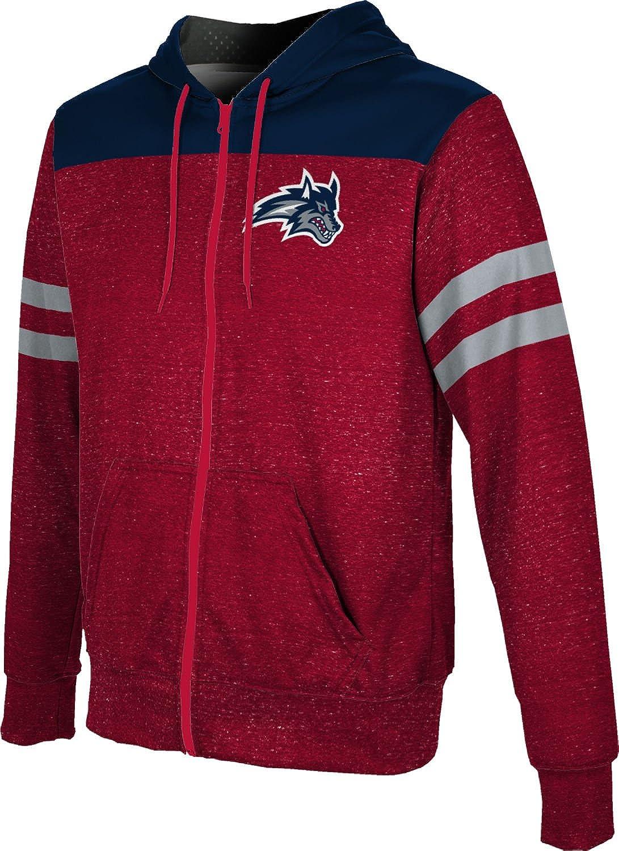 Stony Brook University Boys' Zipper School Hoodie Sweats Cheap Free shipping on posting reviews bargain Spirit