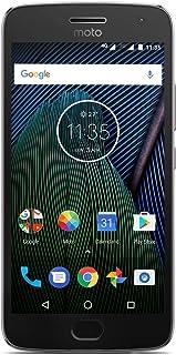 Moto G 5ª Generación Plus - Smartphone libre Android 7 (pantalla de 5.2'' Full HD, 4 G, cámara de 12 MP Dual Pixel, 3 GB d...