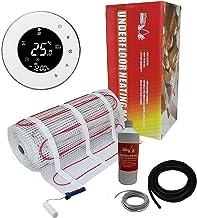 Nassboards Premium Pro - Kit Beca de Calefacción Eléctrica Por Suelo Radiante Caja Roja de 200 W - 3.0m² - Termostato Beca...