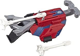 Spider-Man Web Shots Scatterblast Blaster Toy for Kids Ages 5 & Up