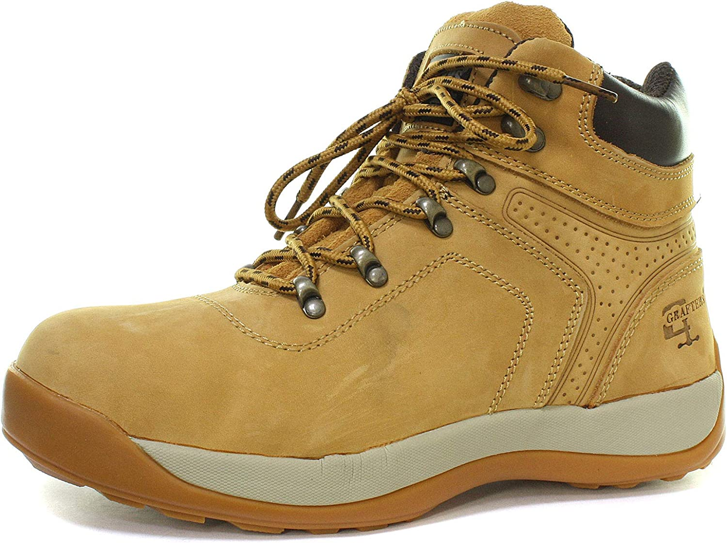 Grafters M868 Unisex Safety Stiefel