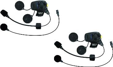 Sena SMH5D-FM-UNIV Auricular e intercomunicador Blue