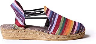 Toni Pons Norma - Vegan Espadrille for Woman Made in Fabric.