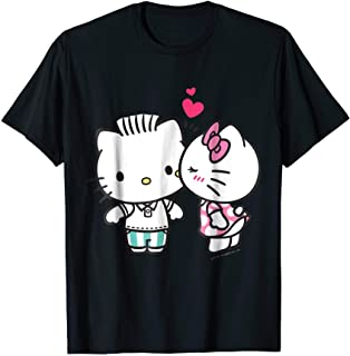 Hello Kitty and Dear Daniel Valentine Tee Shirt