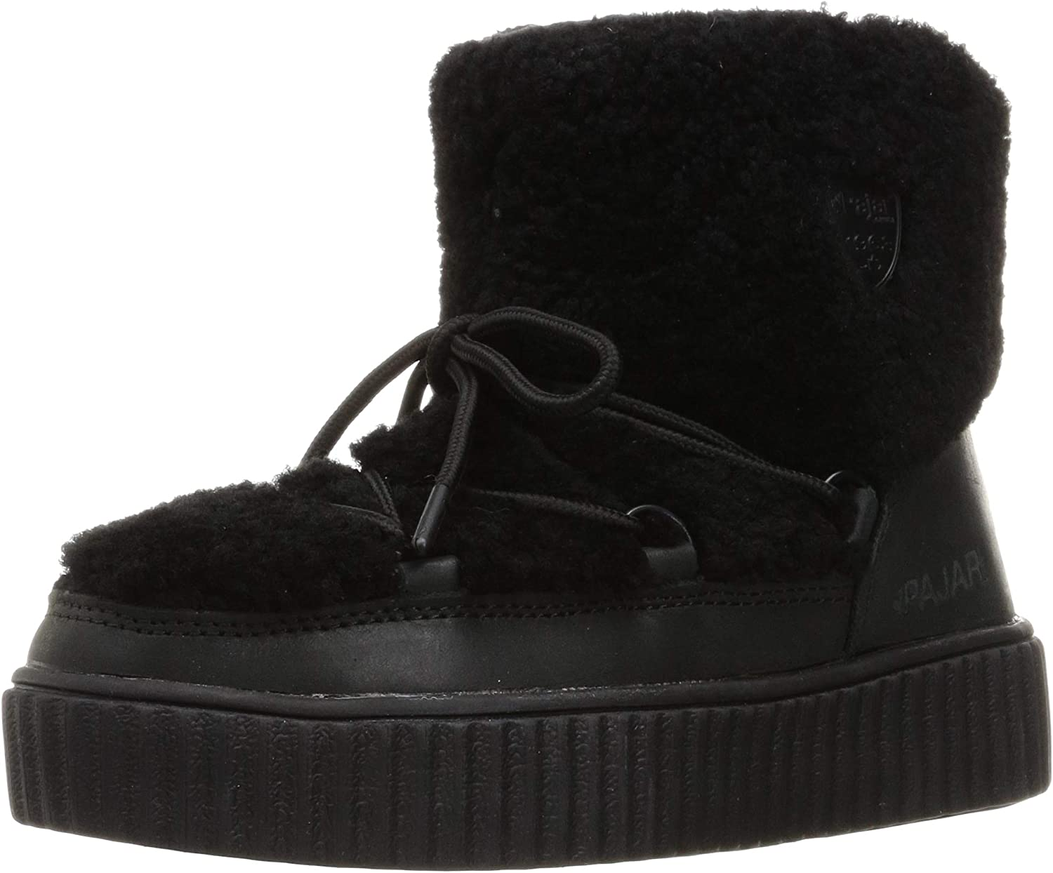 PAJAR Women's Ceria Shearling Waterproof Cold Weather Winter Boots