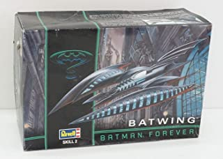 Revell 6721 Batman Forever Batwing 1:32 Scale Model Kit - Requires Assembly
