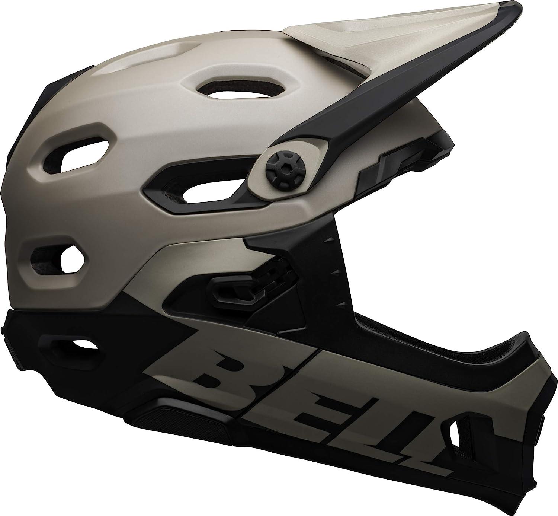 BELL Miami Mall New York Mall Super DH MIPS Adult Mountain Bike Matte Helmet Sand Gloss -
