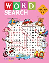 Word Search for Kids Ages 9-12: Large Print Kids Word Find Puzzles: Jumbo Word Seek Book (8.5″x11″) For Kids Ages 9-12 (Kids Activity Book) PDF