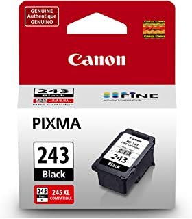 Canon PG-243 Ink Cartridge Compatible to iP2820 MX492, MG2420, MG2520, MG2920, MG2922, MG2924 MG3020, MG2525, TS3120, TS30...