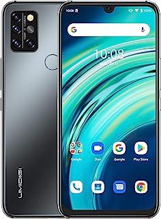 【進化版】UMIDIGI A9 Pro スマートフォン本体 Android 10.0 スマホ本体 6.3 FHD+フルスクリーン SIMフリー スマホ 本体 48MP+16MP+5MP 4眼カメラ 4150mAh 6GB RAM + 128GB...