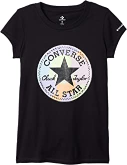 Chuck Patch Graphic T-Shirt (Big Kids)