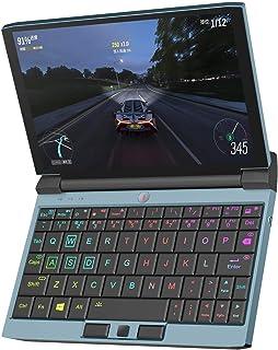 ONE-NETBOOK OneGx1 ゲーミングノートパソコン ( 英語キーボード / Windows10 / 7インチ / 第10世代Corei5-10210Y / 12000mAhバッテリー / Wi-Fi6 / ブルー )