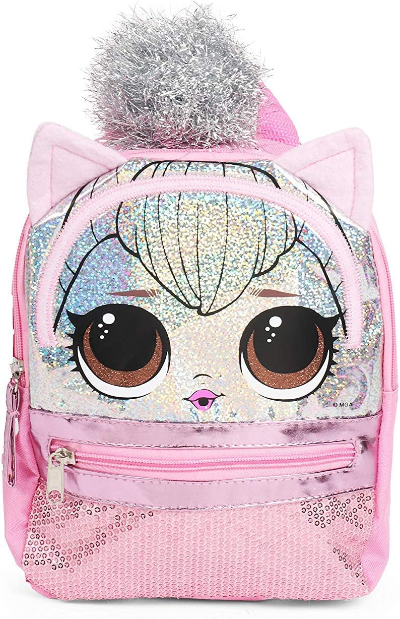 L.O.L. Surprise New arrival Pink Max 81% OFF Backpack Mini