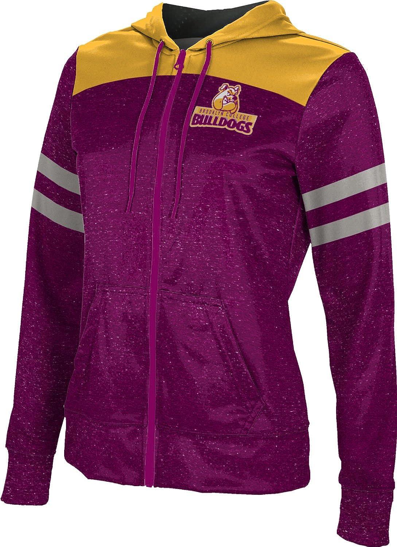 ProSphere Brooklyn College Girls' Zipper Hoodie, School Spirit Sweatshirt (Gameday)
