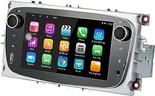 Floridivy 1pc Casco de la Motocicleta Auricular inal/ámbrico Bluetooth IP54 a Prueba de Agua Riding Manos Libres Radio FM est/éreo de Auriculares MP3 Azul