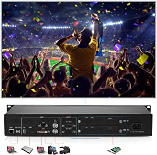 Uniharpa HDMI LED Display Video Wall Processor HD TV Max Load of 1920 × 1200 @60Hz Video Wall Controller Kystar KS600