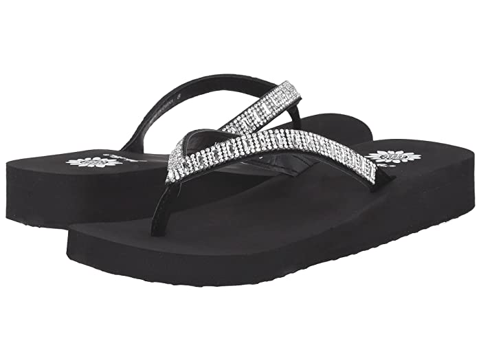 Yellow Box  Zemily (Clear) Womens Sandals