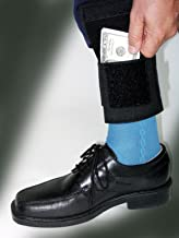 Active Pro Gear Ankle Safe | Ankle Travel Safe | Conceal Money Documents | Travel Security