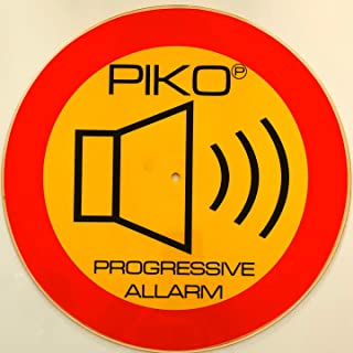 Progressive Alarm