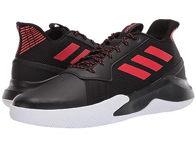 adidas Run The Game (Core Black/Core Black/Active Red) Men