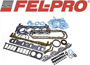Fel Pro 260-1169 compatible with Ford Small Block 302 5.0L Overhaul Rebuild Gasket Kit 82-87 SBF (SBF 5.0L 302)