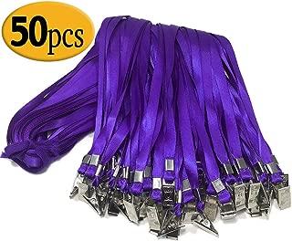 lanyard clip types
