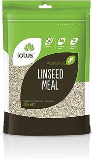 Lotus Linseed Flaxseed Meal 450 g, 450 g