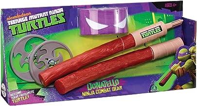 Teenage Mutant Ninja Turtles Donatello Combat Gear