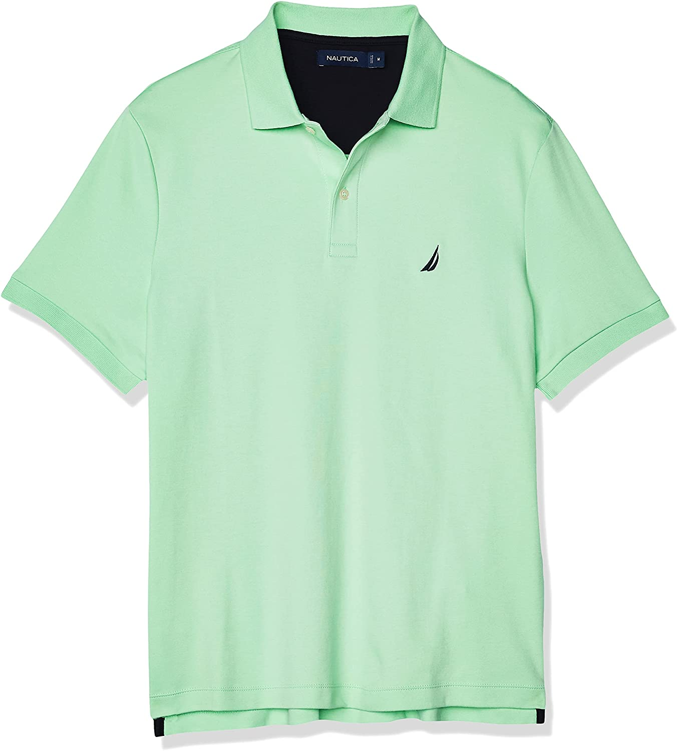 Nautica Men's Classic Fit Short Sleeve Polo Free shipping on posting reviews Sh Cotton Solid Soft Free shipping