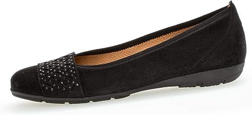 Gabor - Bailarinas Casuales para damen, Farbe schwarz, Größe 40 EU
