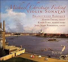 Michael Christian Festing: Violin Sonatas