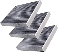 Replacement for CP374,CF10374,Cabin Air Filter for Toyota Tacoma (2005-2017),Dodge Dart (2013-2016),Pontiac Vibe (2003-2008),3 Pack