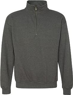 monogrammed 1 4 zip sweatshirt
