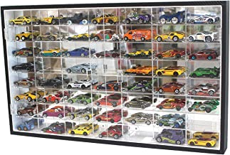 100NWwnd-8 hot wheels, matchbox Display case cabinet for 164 scale cars