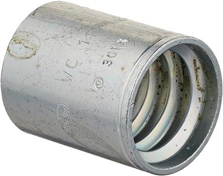 90/° Bent Tube 2.19 1//4 ID 2.19 1//4 ID Zinc Plated Carbon Steel Gates 4G-6MBX90 MegaCrimp Couplings Male O-Ring Boss Swivel