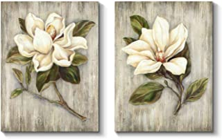 Best flower oil painting on canvas Reviews